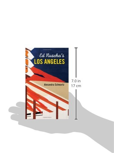 Ed Ruscha's Los Angeles (The MIT Press)