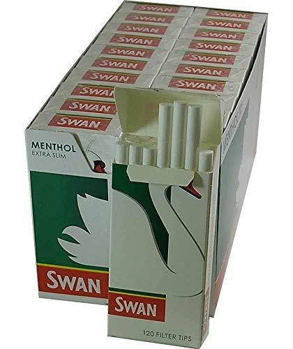 Swan, Filtri al mentolo per sigarette