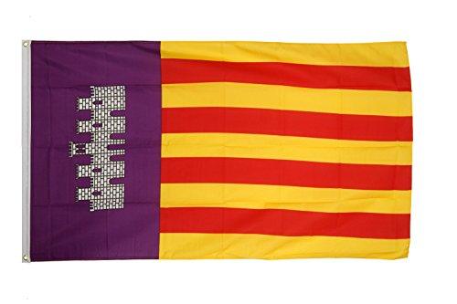 Fahne / Flagge Spanien - Mallorca NEU 90 x 150 cm