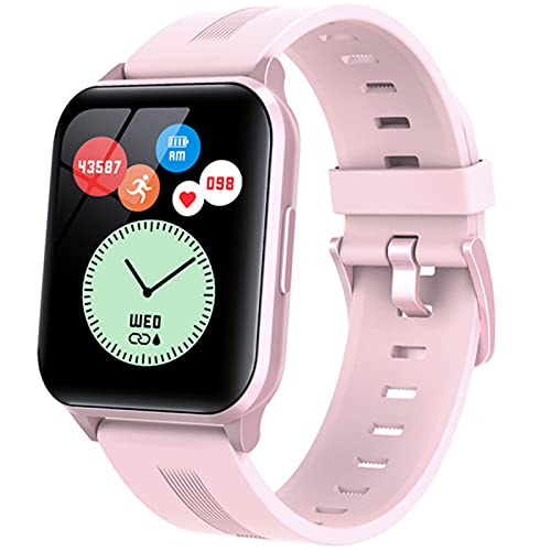 Y79 1.75 Pulgadas SmartWatch Men Touch Full Touch Mujer Fitness Tracker Presión Arterial Bluetooth IP68 Impermeable,C