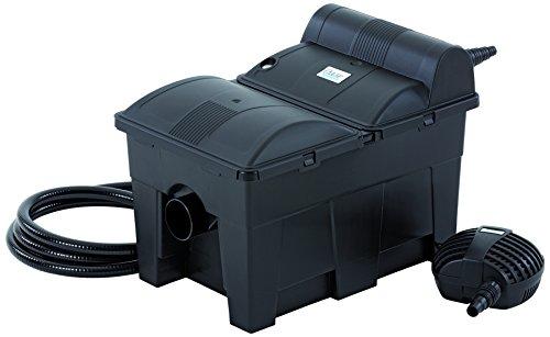 OASE 50451 Durchlauffilter BioSmart Set 14000 | Durchlauffilterset | Filterset | Filter | Filtersystem | Filterkomplettset