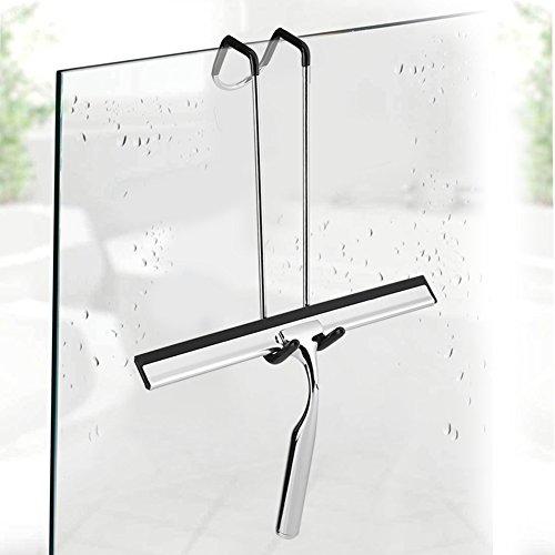 Universele ruitenwisser, voor het reinigen van gladde oppervlakken zoals grote ramen, glas, spiegels, voorruiten, enz.