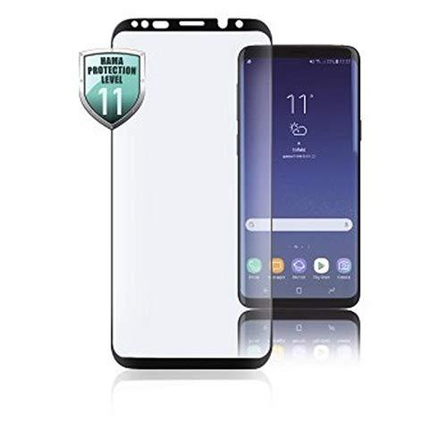 Hama Schutzgl 3D Full Screen Samsung Galaxy S9 Displayschutzglas Passend fur Samsung Galaxy S9 1S