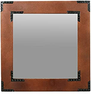 Best raw wood framed mirrors Reviews