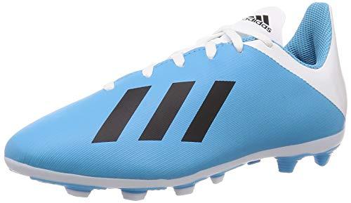 adidas X 19.4 Fußballschuh, Brcyan Cblack Shopnk, 36 EU