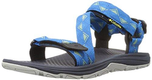 Columbia Herren Big Water Multisport Outdoor Schuhe, Blau - Static Blue Zour - Größe: 46 EU