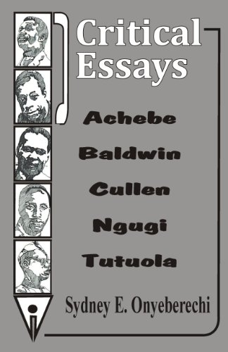 Chinua achebe critical essay book report on arches national park