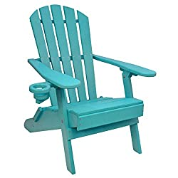 Outer Banks Value Line Poly Lumber Adirondack Chair