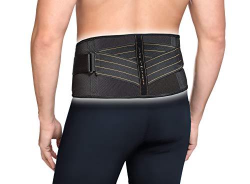 Copper Fit Pro Back Belt Compression Brace, Small/Medium
