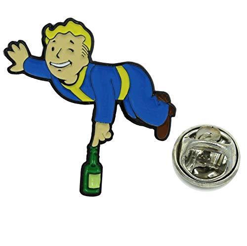 Fallout You're S.P.E.C.I.A.L. Pin Badges (Set of 4)