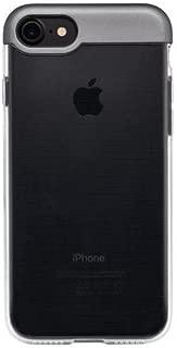 QDOS Topper iPhone 8/7 两件式手机壳 - 太空灰