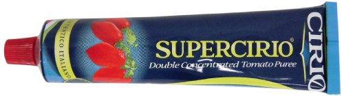 Cirio Double Concentré Tomates 140 g - Lot de 6
