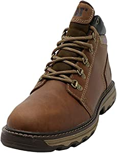 Caterpillar Women's Ellie/Dark Beige Work Boot, 6 M US