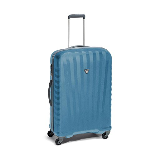 Roncato Uno Zsl Air Trolley Medio Azzurro