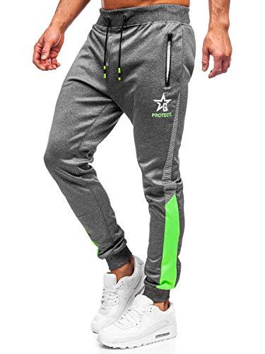 BOLF Hombre Pantalón Deportivo Pantalones De Chándal Jogge