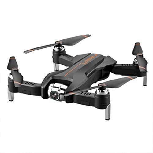 PAKUES-QO Drone Plegable Cámara 4K HD WiFi, FPV Mantenimiento De Altura Quadcopter UAV Punto Fijo Envolvente RC 1080P GPS Posicionamiento De Flujo Óptico, Bolsa De Almacenamiento 4K