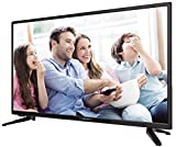Denver LED-3268 32 Zoll (81 cm) HD-Ready LED TV Fernseher mit Triple-Tuner, DVB-T2 /-C /-S2 HDMI, Ci+