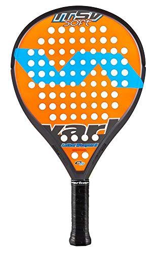 Varlion LW H ITSV Soft - Pala de pádel, Unisex Adulto, Naranja Amarillo, 360-365 gr.