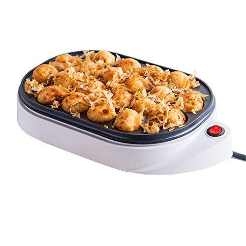 WMLS Takoyaki Maker Chibi Maruko Maschine 20 Löcher Antihaftbeschichtung Einfache Reinigung 220v Professionelle Kochwerkzeuge