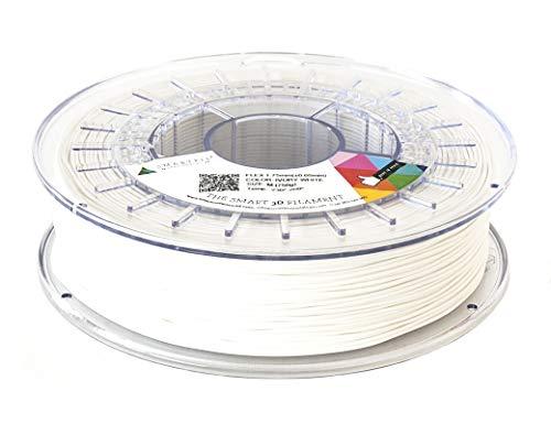 smartfil, smflx0wh0a033, filamento elastico E flessibile per stampante 3d, 1.75mm, 330G, Avorio Bianco