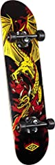 "Powell Golden Dragon skateboard assemblies are a high quality product with the brand strength of Skate One Corp Length: 31.625"" Skate One Corp. Shape: 126 Concave: K12 All Powell-Peralta products come with a warranty"