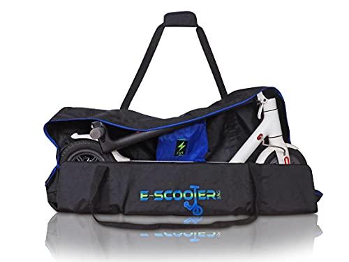 E-Scooter Bag Bolsa Para Transporte de Patinete Electrico Compatible con Xiaomi M365 Pro 2 Cecotec GScooter Ecogyro y similares con Espacio para Cargador Accesorios 117 *50*20 cm (Modelo Nuevo 2021)