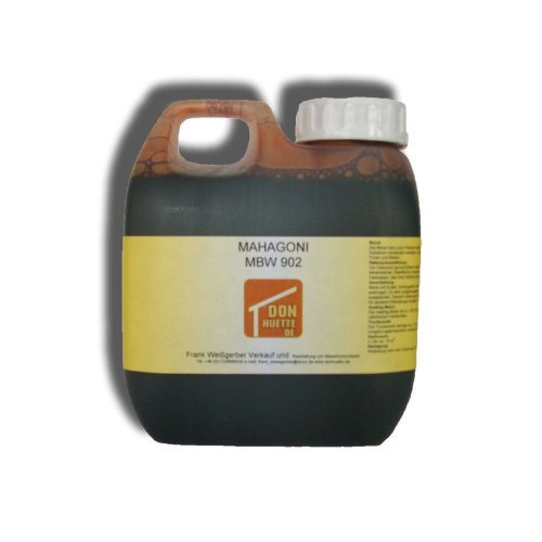 Beize Holzbeize Mahagoni 500ml (Grundpreis € 22,98 / l)