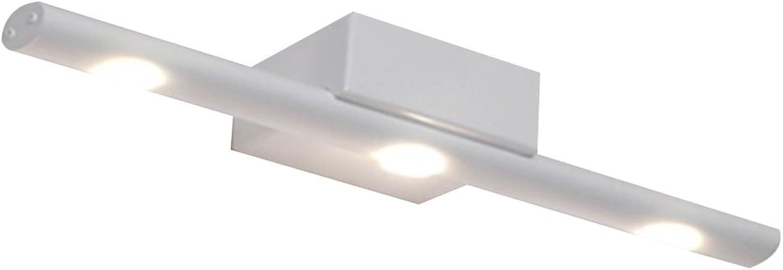 Badezimmerspiegel Scheinwerfer Spiegel Frontleuchten Wasserdicht Anti-fog Kosmetikspiegel Schrank Beleuchtung Acryl Wandleuchte - (Farbe  Wei) (gre   9W 40cm)