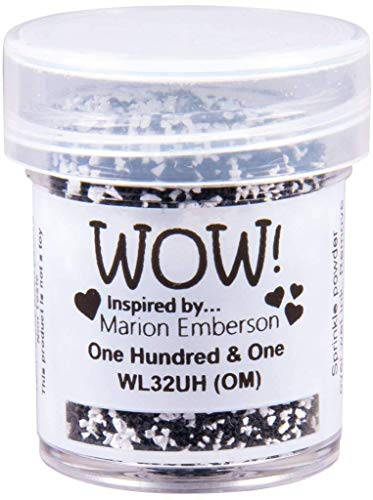 WOW-WL32U Embossing-Puder, 15 ml, One Hundred & One