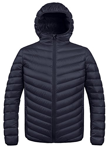 Black Down Jackets Mens