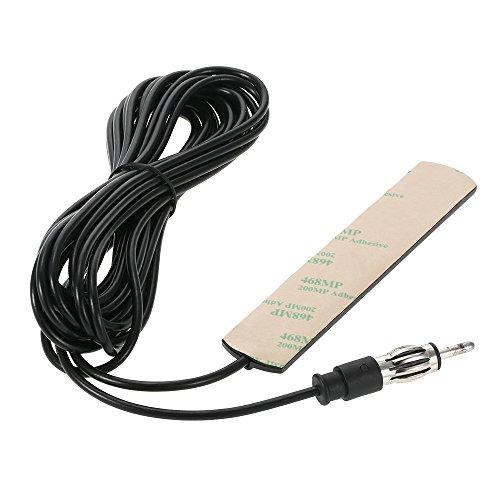 Boomboost - ANT-309 Antenne Radio pour Voiture Antenne Radio Professionnelle Antenne Universelle en Verre 5 M pour câble