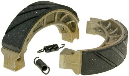 Bremsbackensatz f/ür Trommelbremse 110/x 25/Â mm gerillt