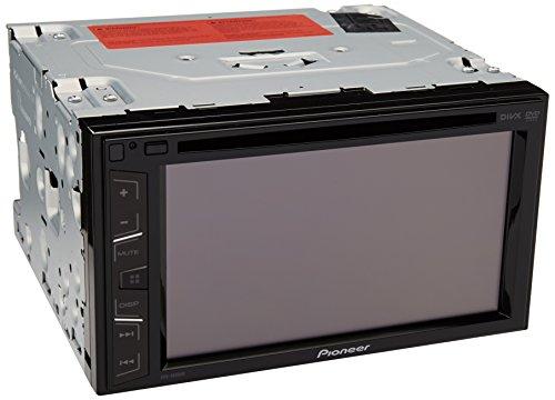 Pioneer AVH-195DVD Reproductor Multimedia/DVD para AV 2-DIN con Pantalla Táctil WVGA de 6.2″ y Control…