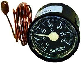 Expert by net - Termómetro redondo - 0° a +120°C diametro 43mm cap 1000