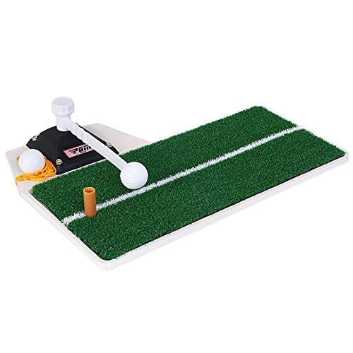 For Sale! Golf accessories Golf Accessories Golf PP Grass Putting Mat Push Rod Trainer, Size: 48x23c...