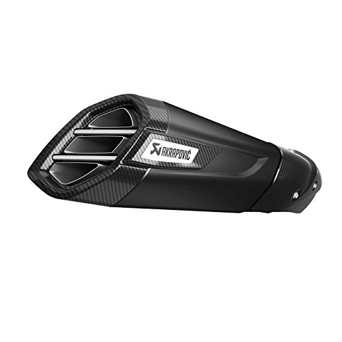 Can-Am Spyder Roadster F3 F3-S Akrapovic Sinister Exhaust 219400701