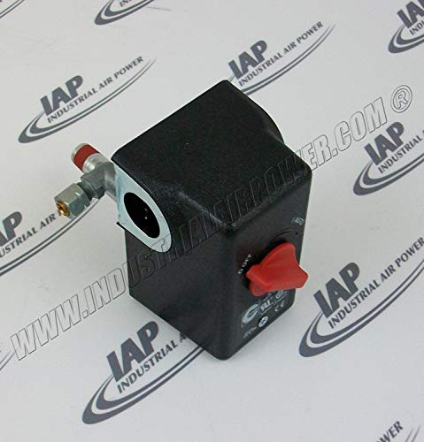 110512-016 Pressure Switch Designed for use with Quincy Compressors