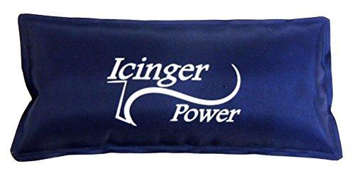 "Compresa de hielo Icinger Power - 120gr (4.2 oz) - 15x7cm (5.9""x2.7"") - cubierta de nylon anti derrames - gel altamente enfriable"