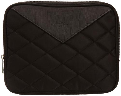 Gino Ferrari Damen Trieste Laptop-Tasche, schwarz