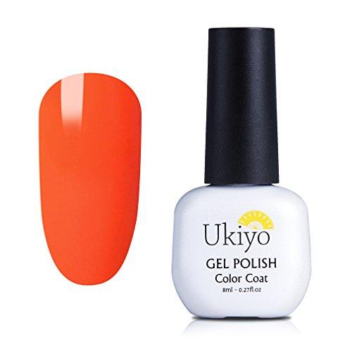 Ukiyo Esmalte Semipermanente de Uñas en Gel UV LED Esmalte de Uñas Uñas de Gel Soak off 8ml
