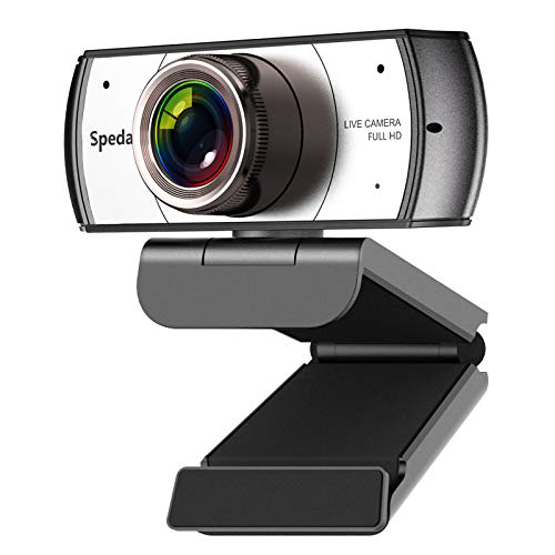 Spedal Webcam Grandangolare Full HD 1080P per Conferenza d'Affari PRO Webcam con...