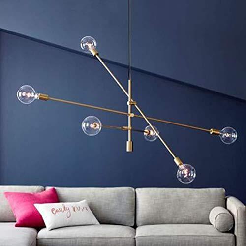 CKQ-KQ Hanger SRL Led hanglampen, eettafel plafond licht for Office Opknoping Lamp eettafel, bureau, woonkamer Pendant Lamp 4W [energieklasse A ++]