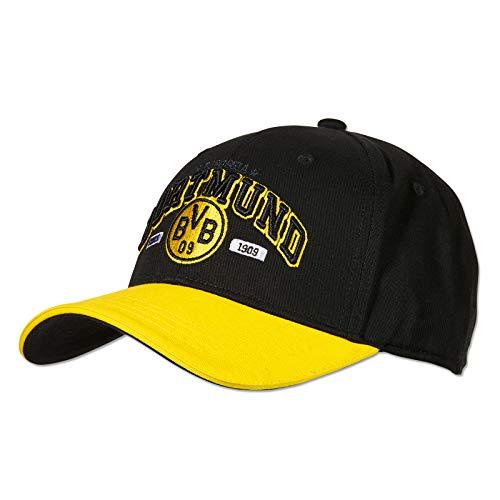 Borussia Dortmund BVB Kappe Since 1909
