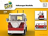 Volkswagen Westfalia (Instruction Only): Moc Life (English Edition)