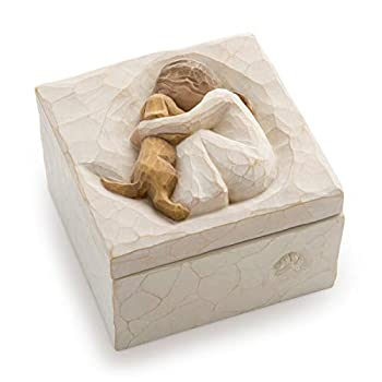 Willow Tree True Sculpted Hand-Painted Keepsake Box
