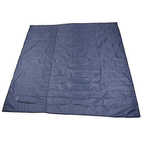 DALIAN (Gris Al Aire Libre Portátil Impermeable Tienda De Campaña Almohadilla para Dormir para Camping Picnic