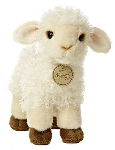 Aurora World(オーロラワールド) Miyoni Baby Lamb こひつじ ぬいぐるみ [並行輸入品]