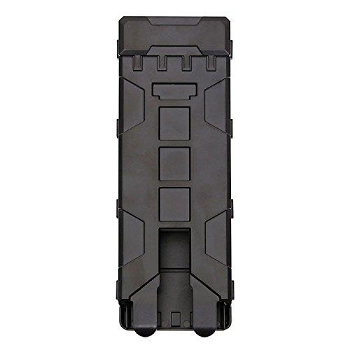 Lejie 10 Cartouches de Fusil de Chasse de Calibre 12 Modèle de Chargement Rapide Chargeur de Pistolet de Chasse