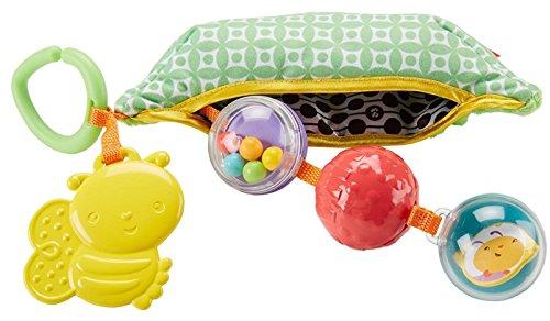 Fisher-Price- Disney Guisante Sorpresa sensorial (Mattel DRD79)