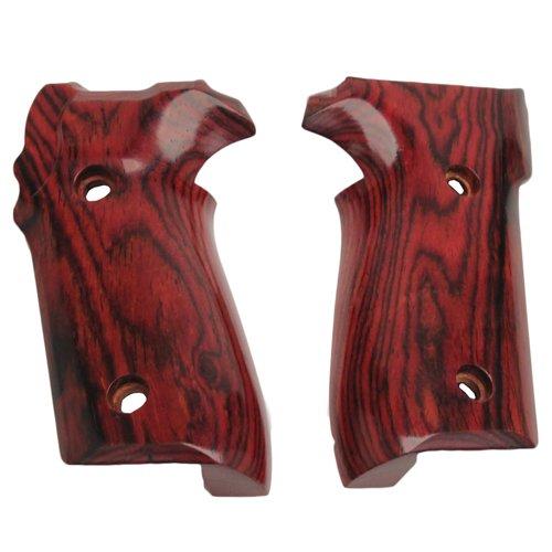 Hogue 28810 Sig P228/P229 Grips, Coco Bolo
